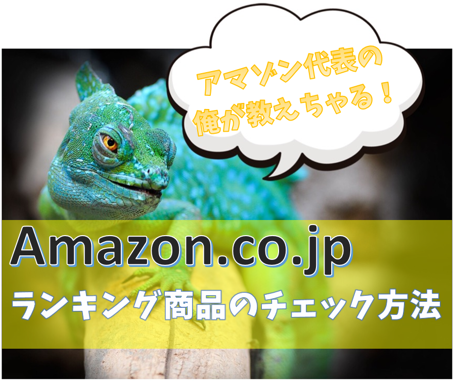 Amazon人気商品がまるわかり!ランキング商品を調べる方法!